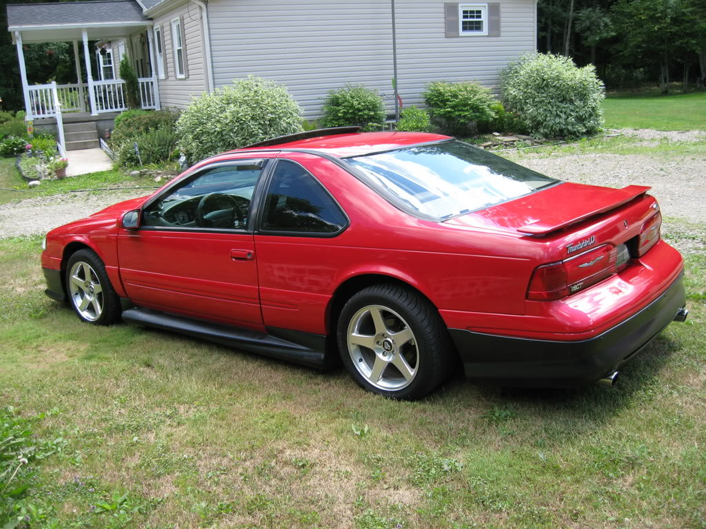 1996 Ford Thunderbird #17