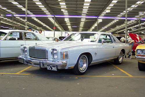 1978 Chrysler Cordoba #16