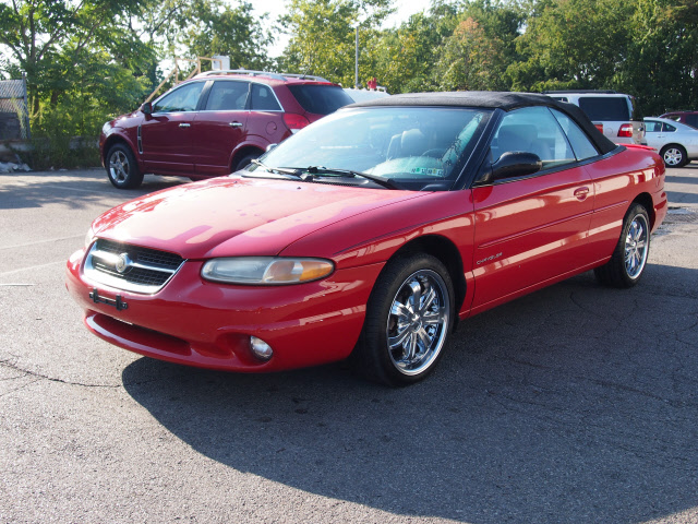 1997 Chrysler Sebring #9