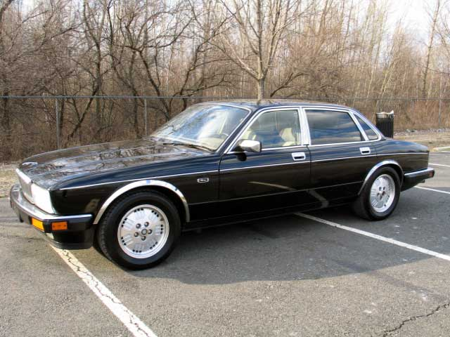 1994 Jaguar Xj-series #11