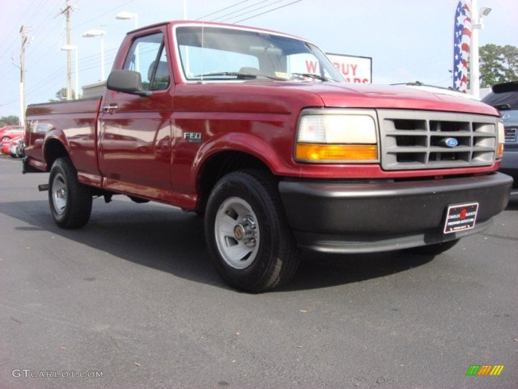 1994 Ford F 150 Photos Informations Articles 1955 Chevy 4x4 Lifted Trucks 17