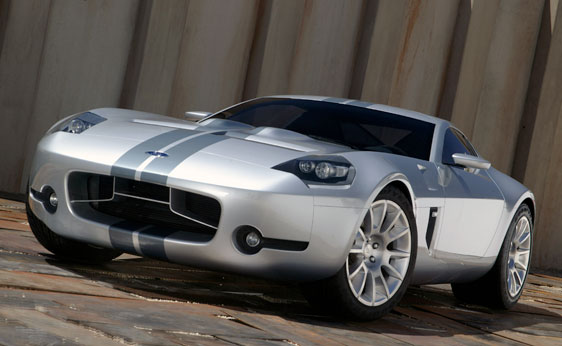 2005 Ford Shelby GR-1 Concept #3