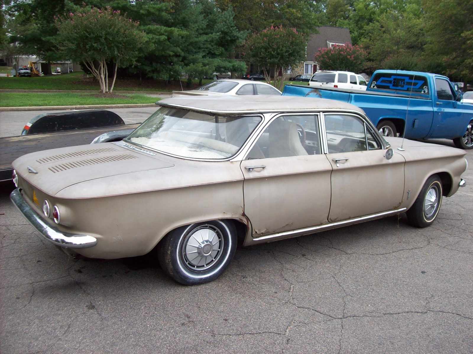 1961 Chevrolet Corvair #5