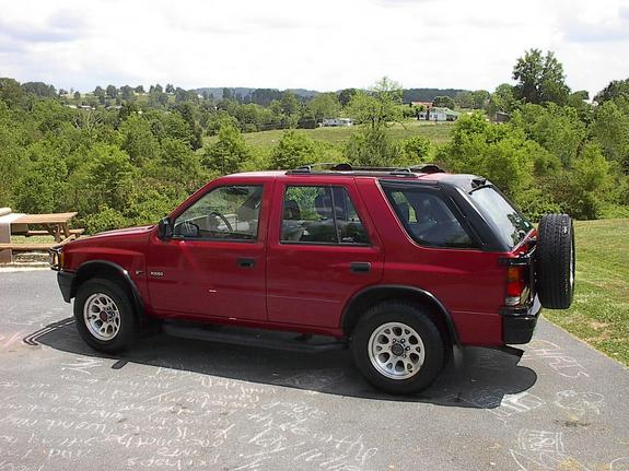 1994 Isuzu Rodeo #6