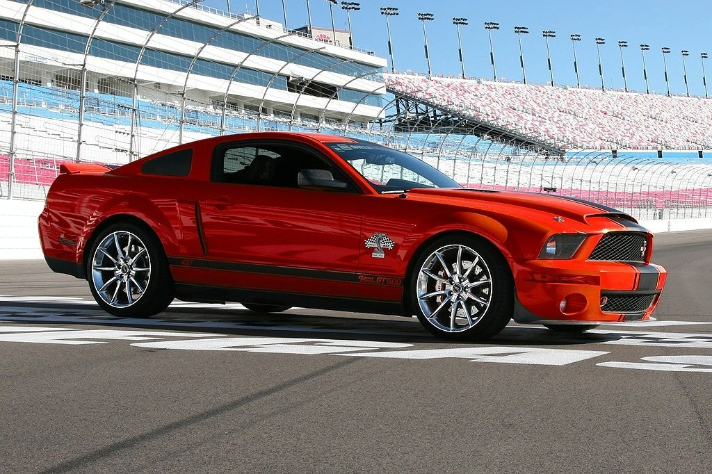 2009 Ford Shelby Gt500 #18