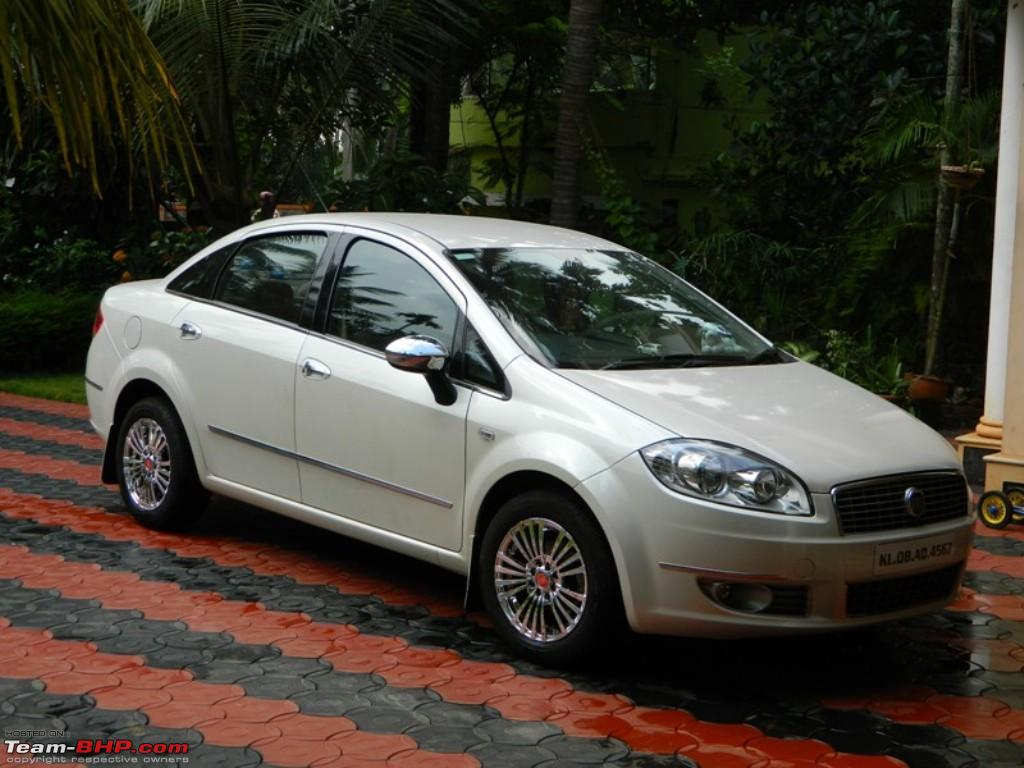 2010 Fiat Linea Photos  Informations  Articles