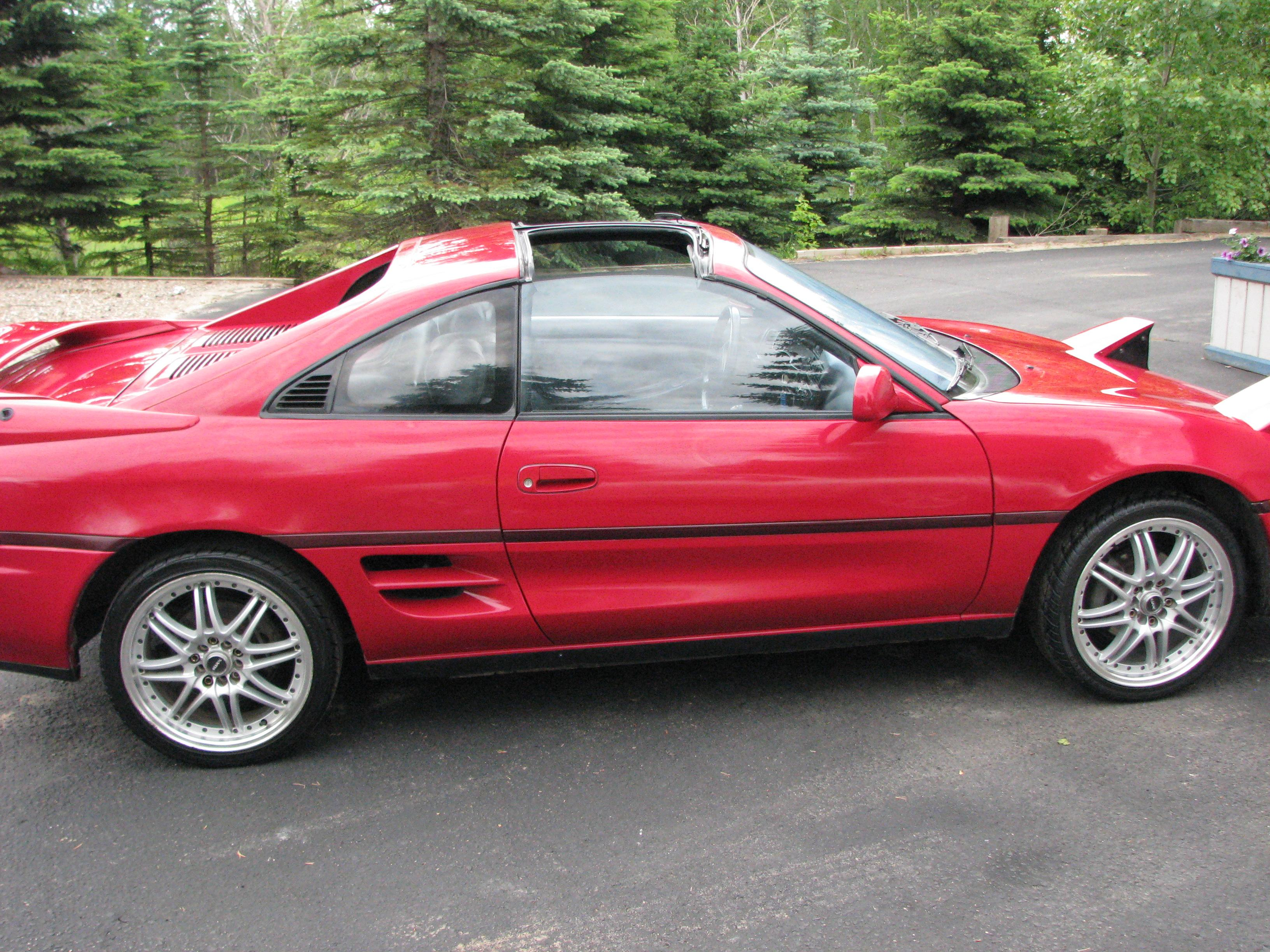 1992 Toyota Mr2 #6