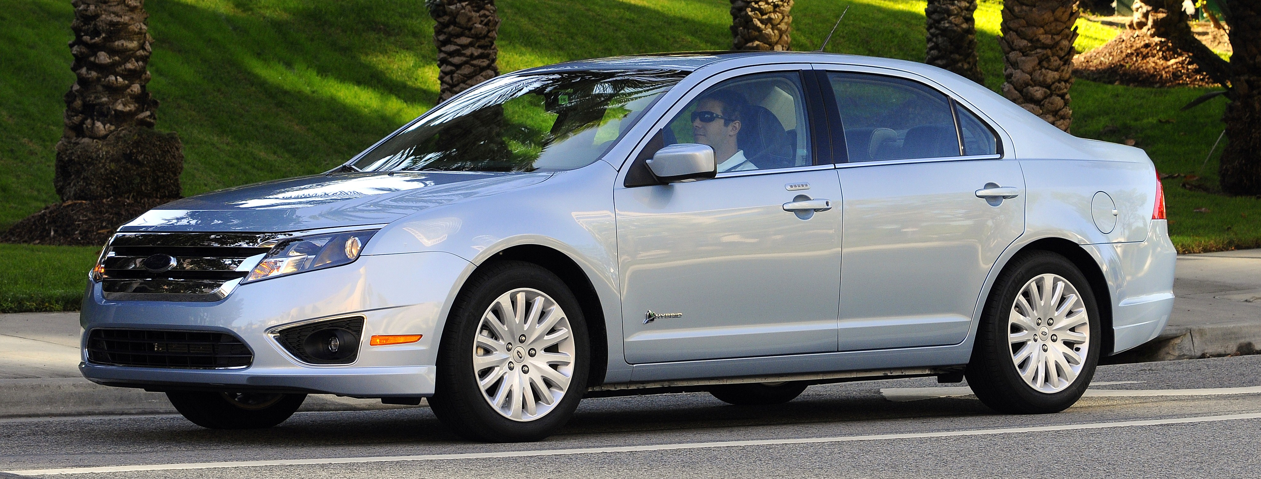 2010 Ford Fusion #4