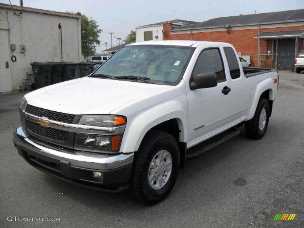 2005 Chevrolet Colorado #10