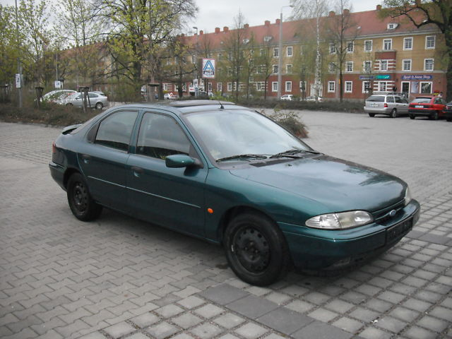 1995 Ford Mondeo #7