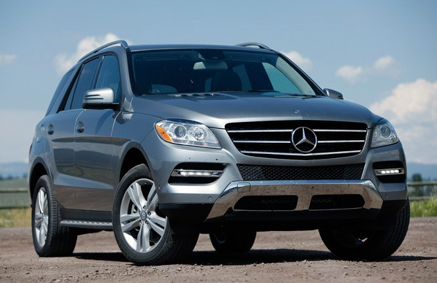 2012 Mercedes-Benz ML #16