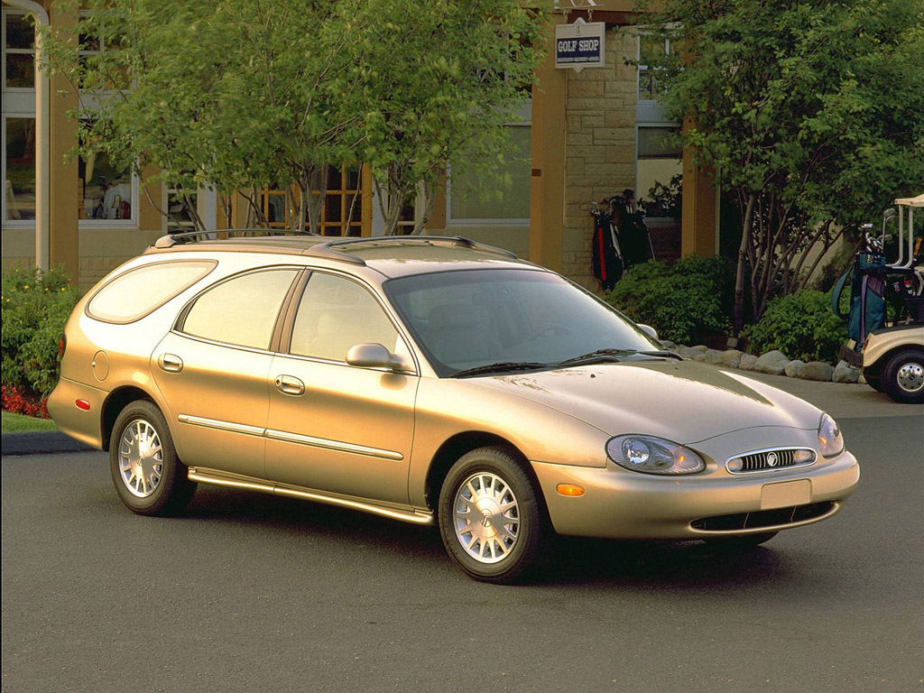 1996 Mercury Sable #12