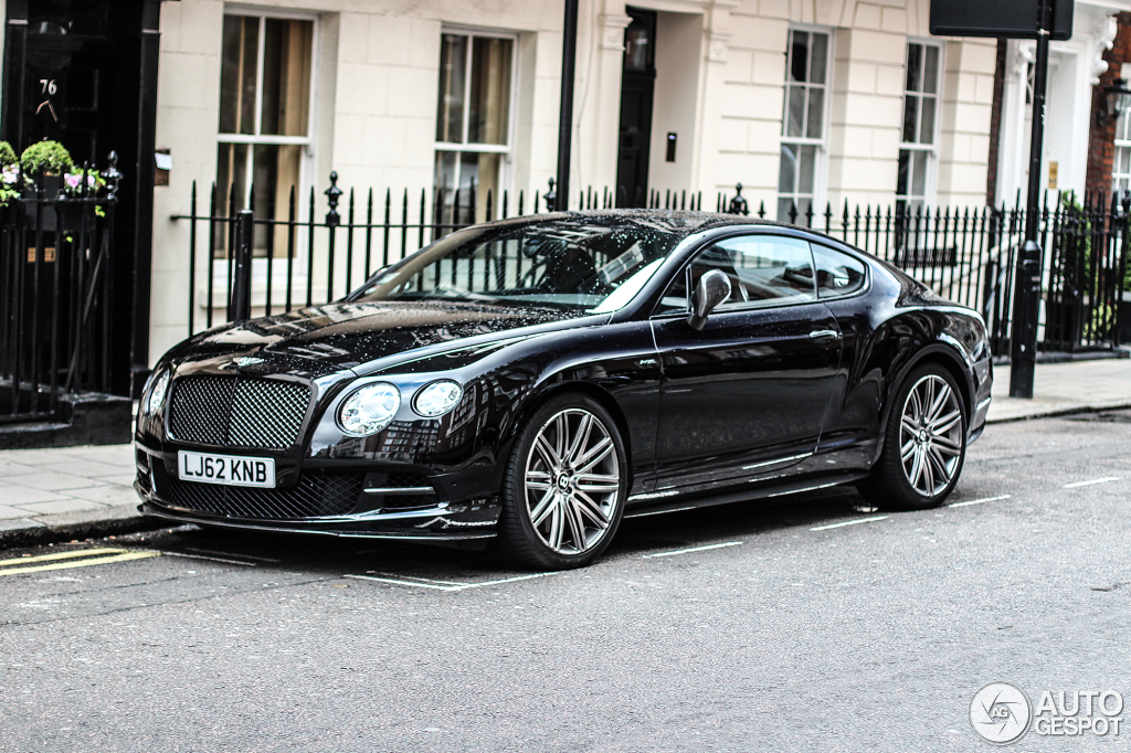 Bentley Continental Gt Speed #8