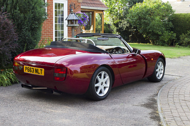 1997 TVR Griffith #13