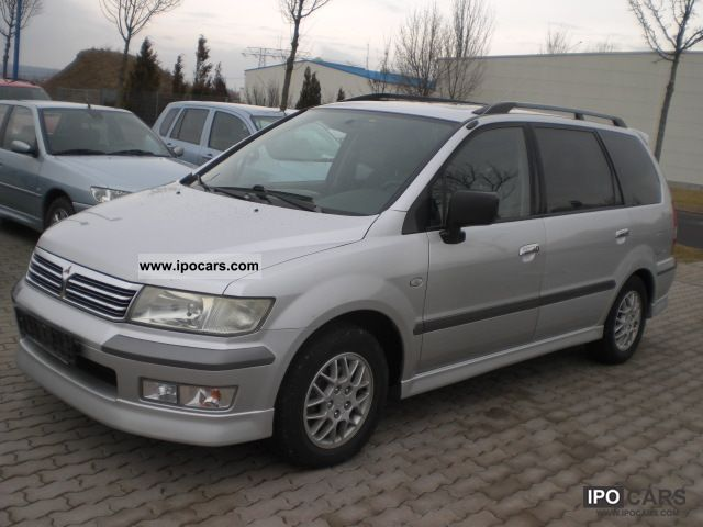 2002 Mitsubishi Space Wagon #6