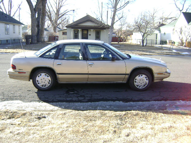 1993 Buick Regal #8