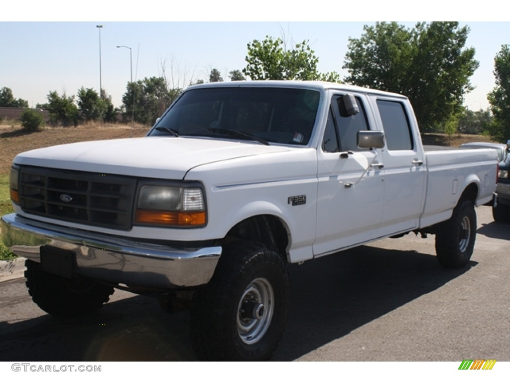 1990 Ford F-350 #1