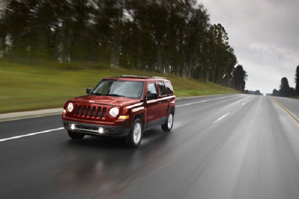 2013 Jeep Patriot #7