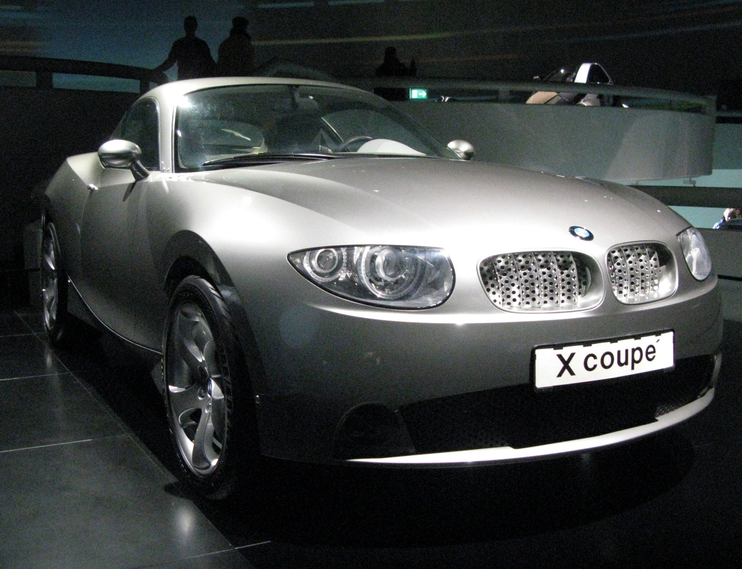 2001 BMW X Coupe #12