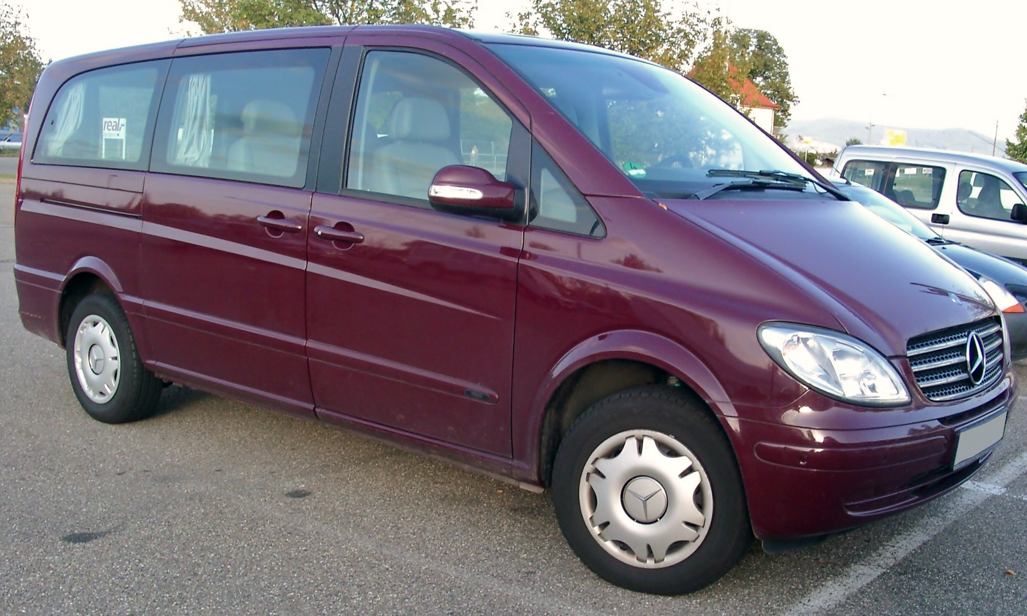 2003 Mercedes-Benz Viano #2