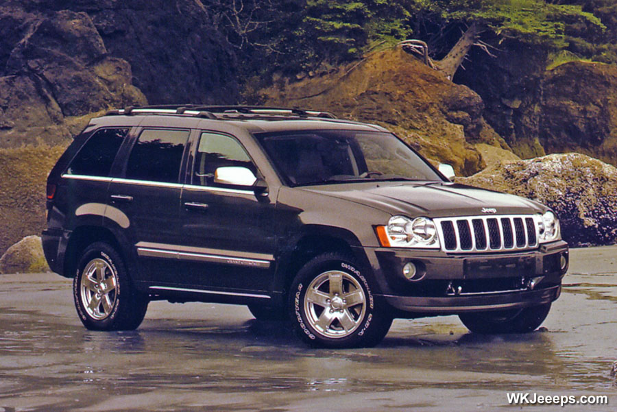 2006 jeep grand cherokee photos informations articles. Black Bedroom Furniture Sets. Home Design Ideas
