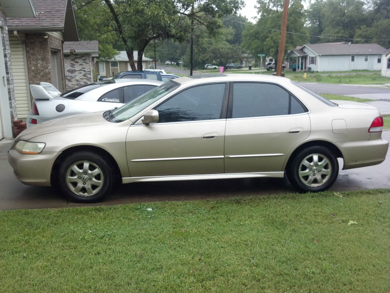 2001 Honda Accord #7