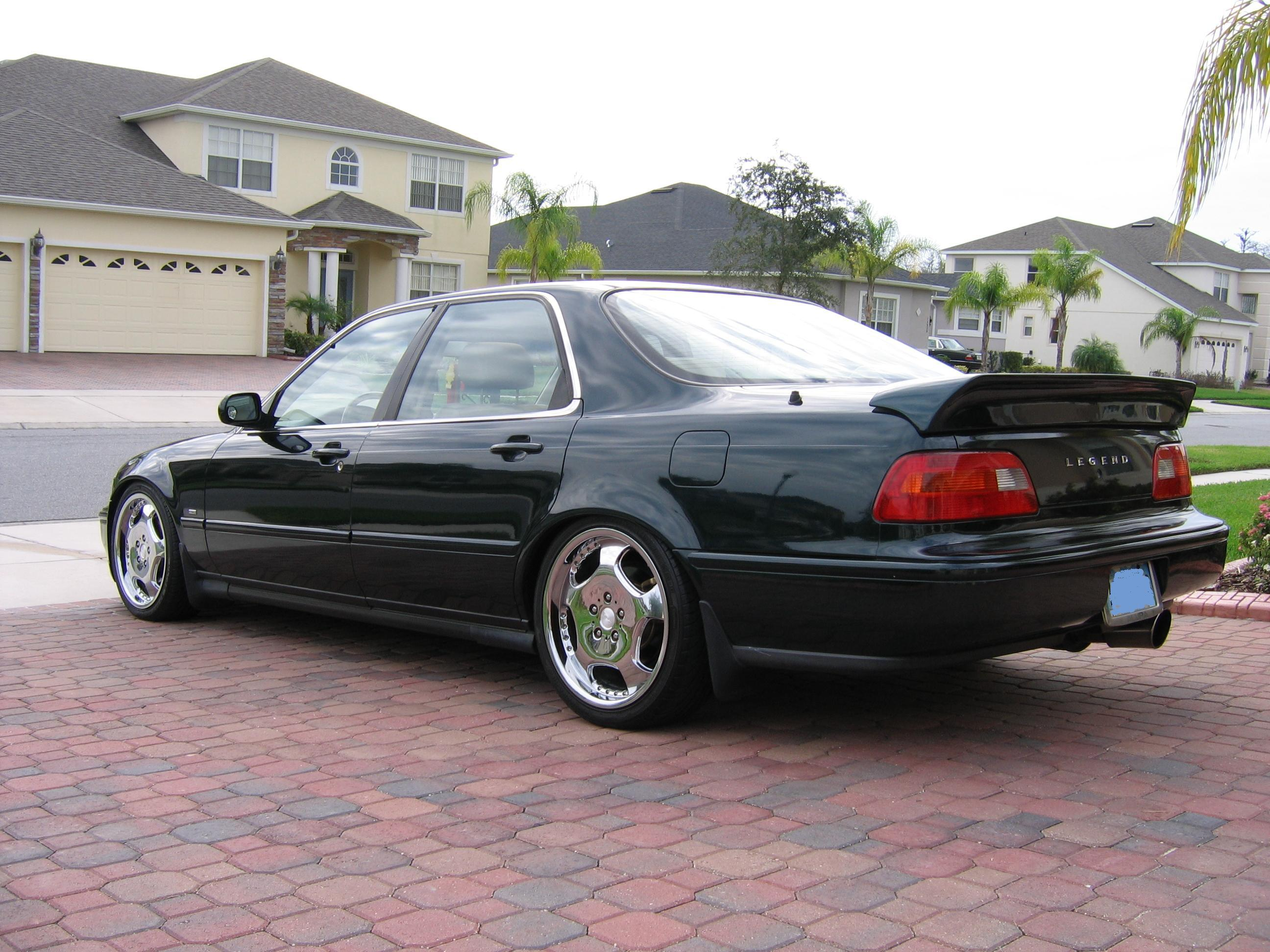 1994 Honda Legend #9