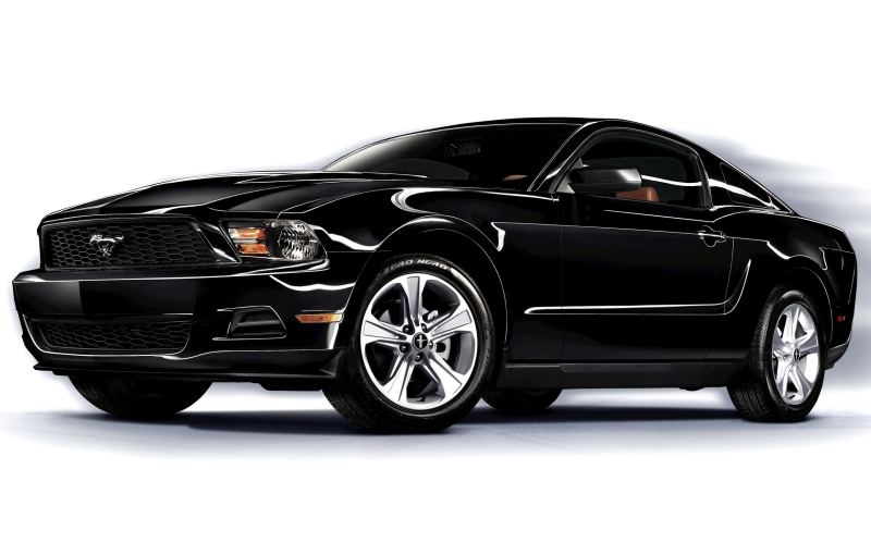 2011 Ford Mustang #12