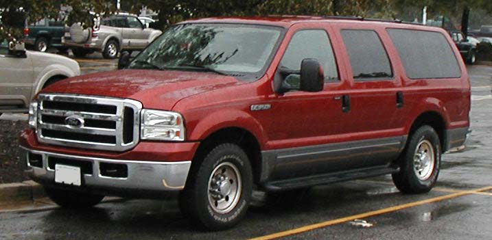 2005 Ford Excursion #8