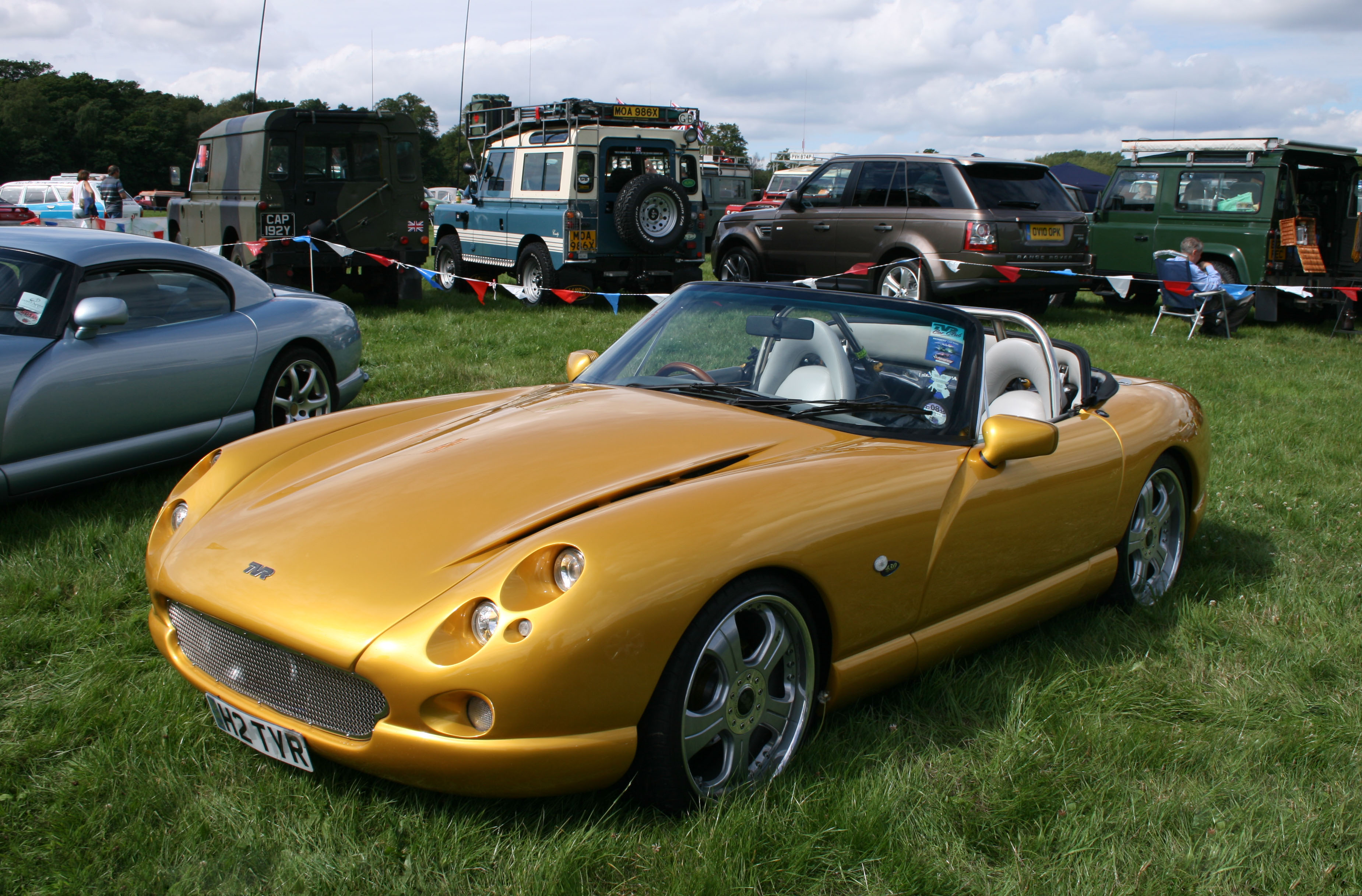 1999 TVR Griffith #3