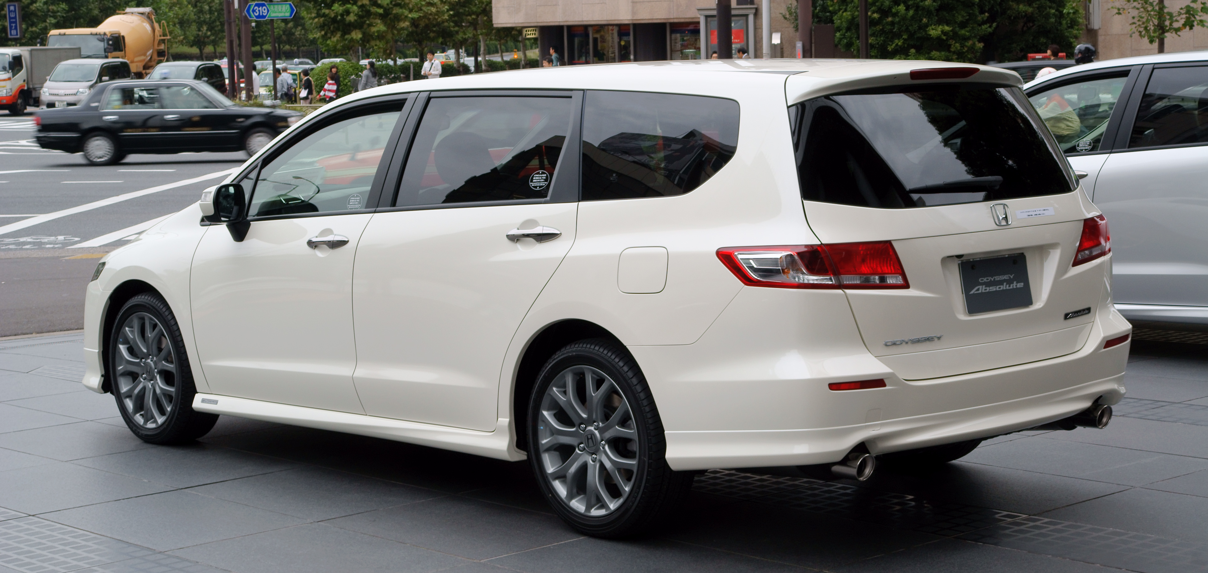 Honda Odyssey s Informations Articles BestCarMag