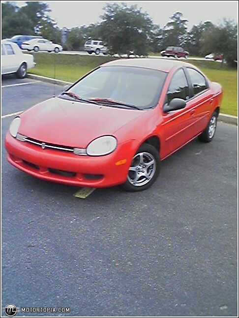 2001 Plymouth Neon #8