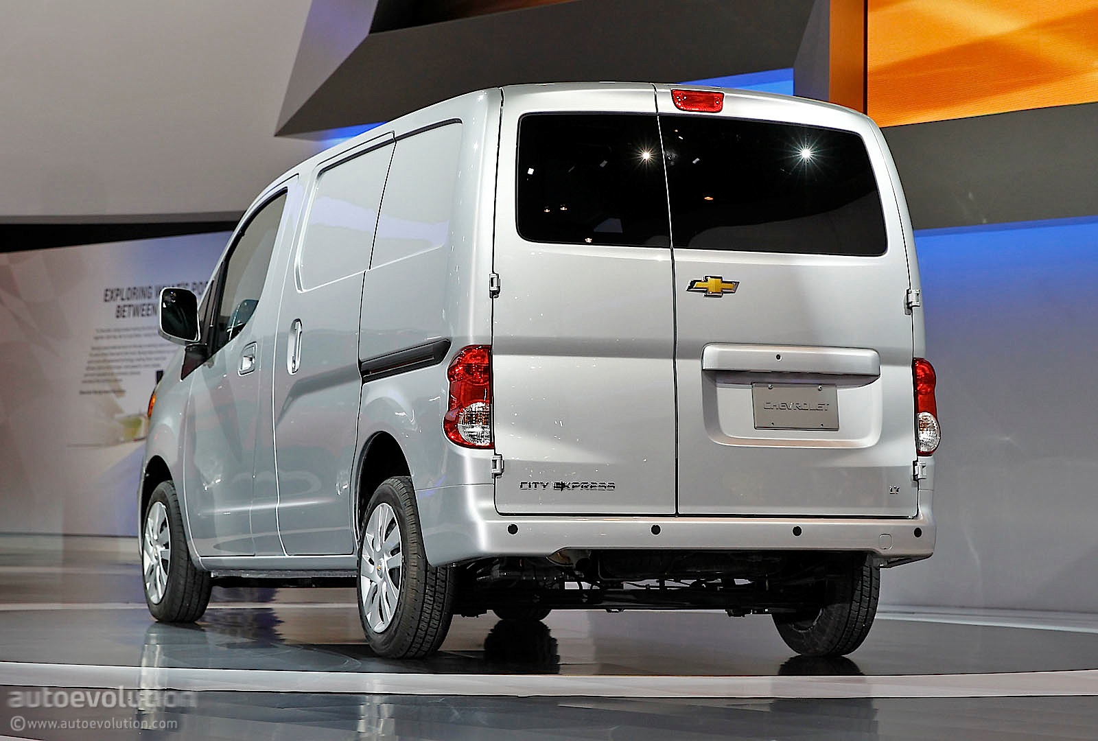 2015 Chevy City Express Wiring Diagram Search For Diagrams 2002 Van Chevrolet Cargo Photos Informations Articles Rh Bestcarmag Com 1996 Power