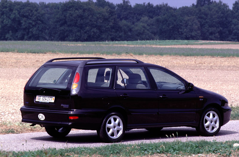 Fiat Marea Weekend #5