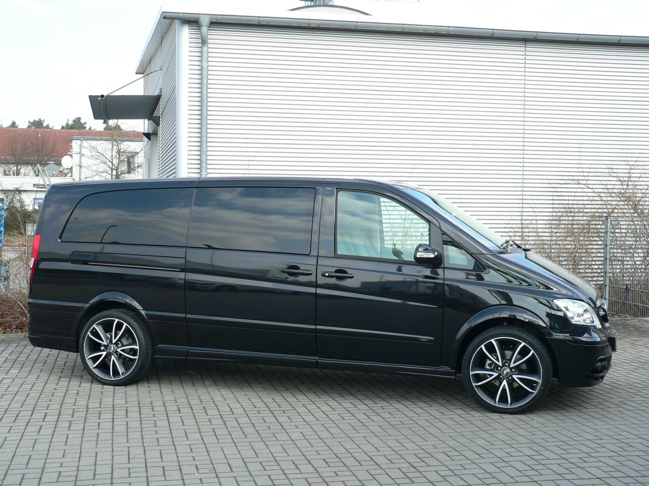 Mercedes-Benz Viano #19
