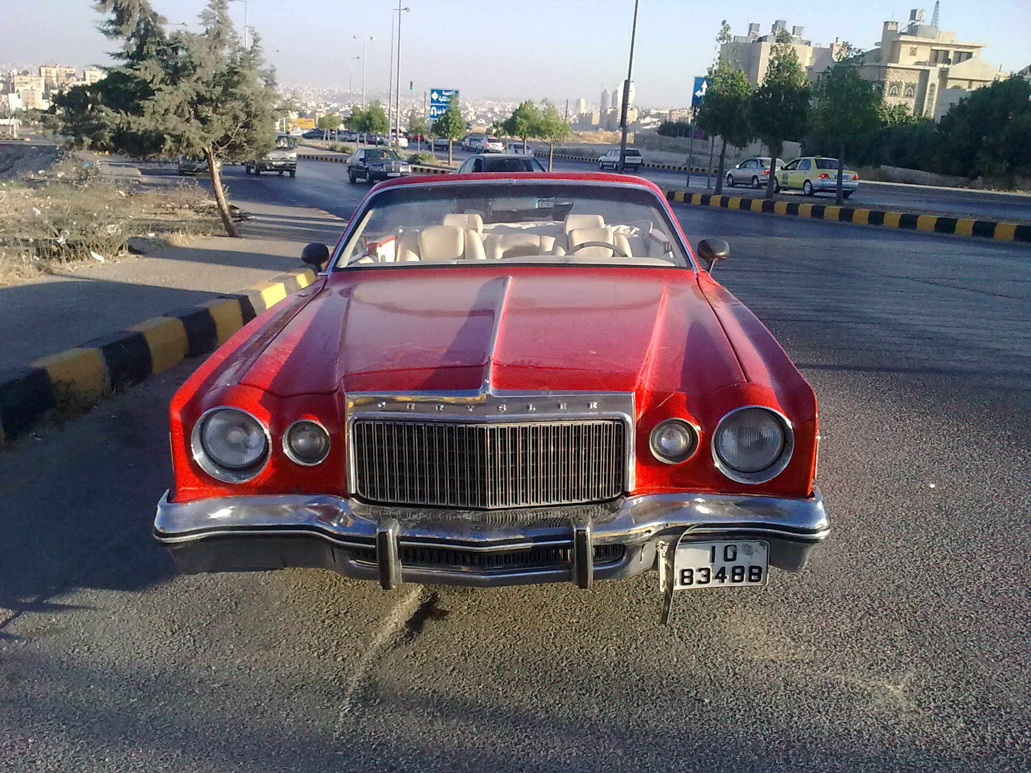 1974 Chrysler Cordoba #8