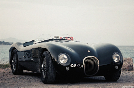 1951 Jaguar C-Type #7