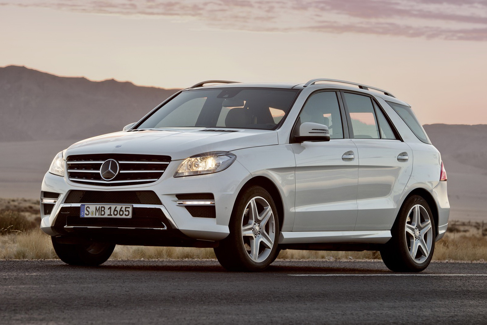 2012 Mercedes-Benz ML #3