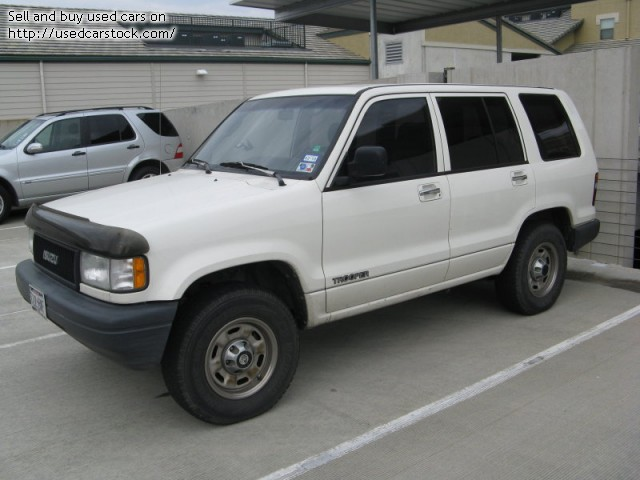 1994 Isuzu Trooper #13