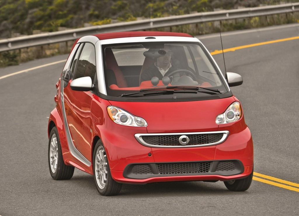 2014 Smart Fortwo #16