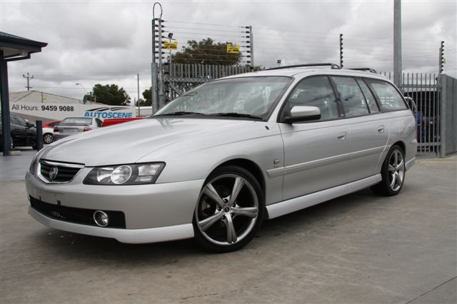 2003 Holden Berlina #17