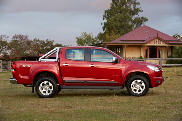 2012 Holden Colorado #10