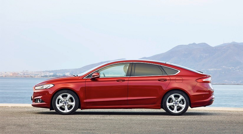 Ford Mondeo #12