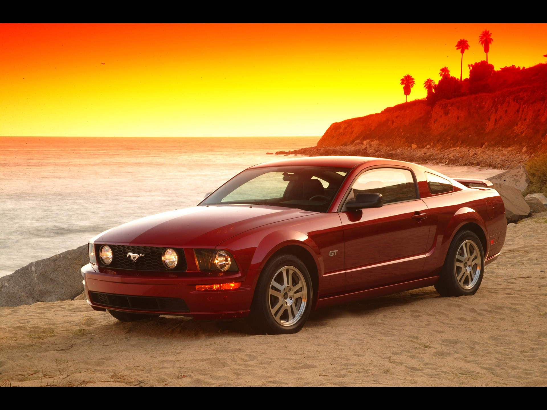 2005 Ford Mustang #13