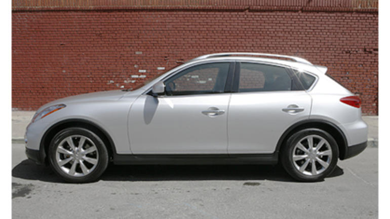 2008 Infiniti Ex35 Photos Informations Articles