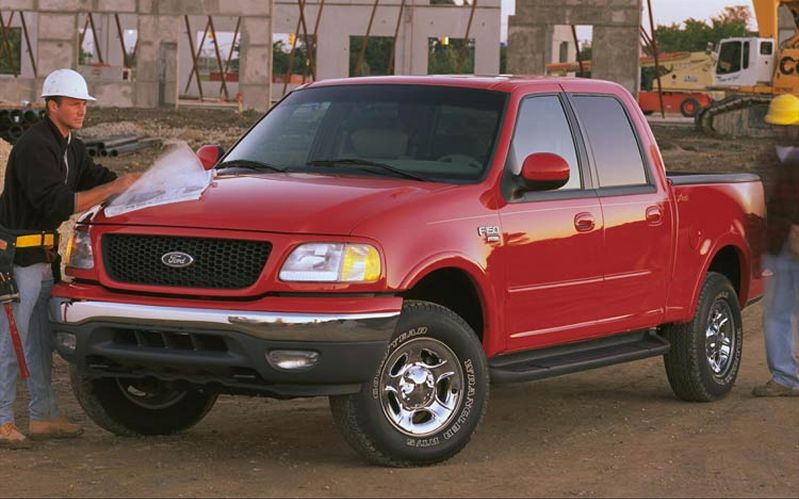 2001 Ford F-150 #1