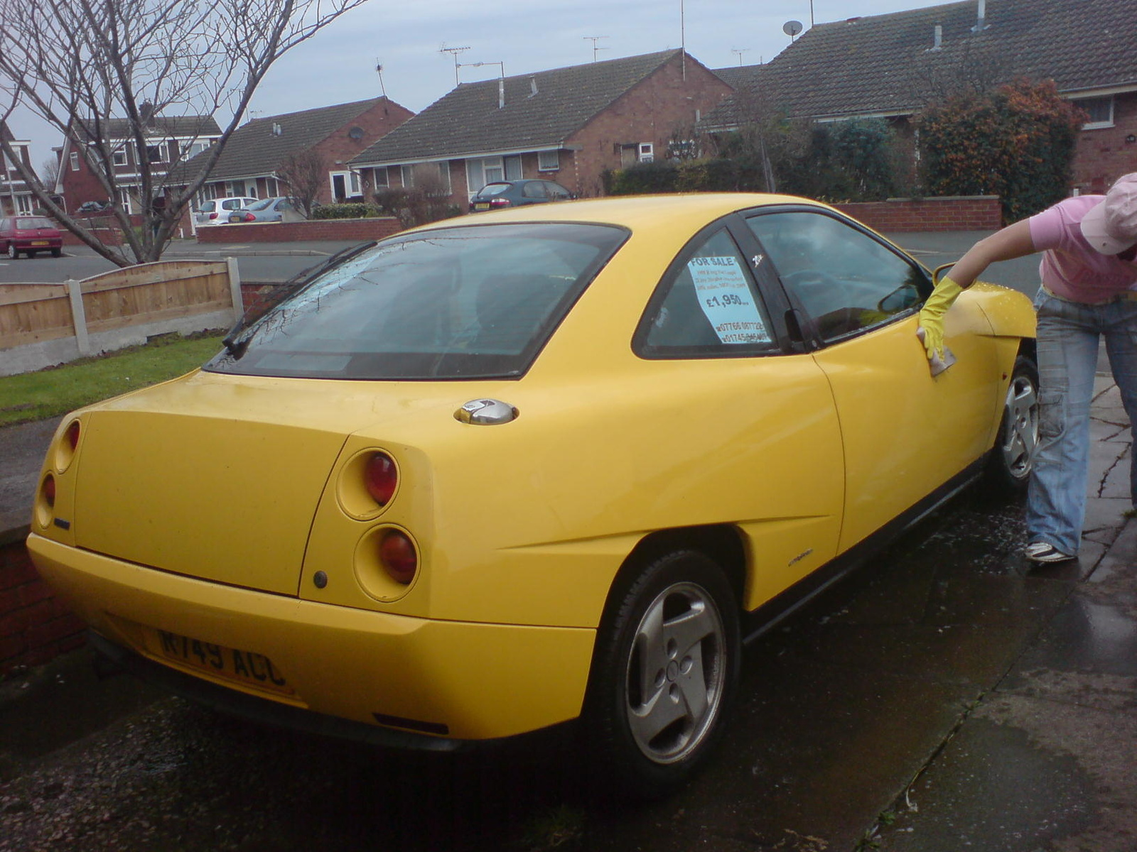 1998 Fiat Coupe #3