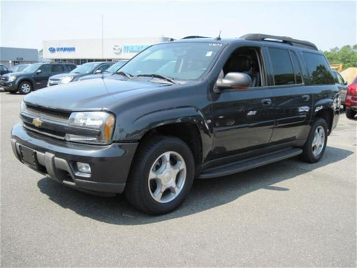 2005 Chevrolet Trailblazer #8