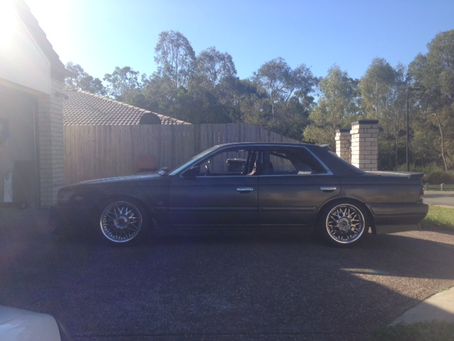 1992 Nissan Laurel #5
