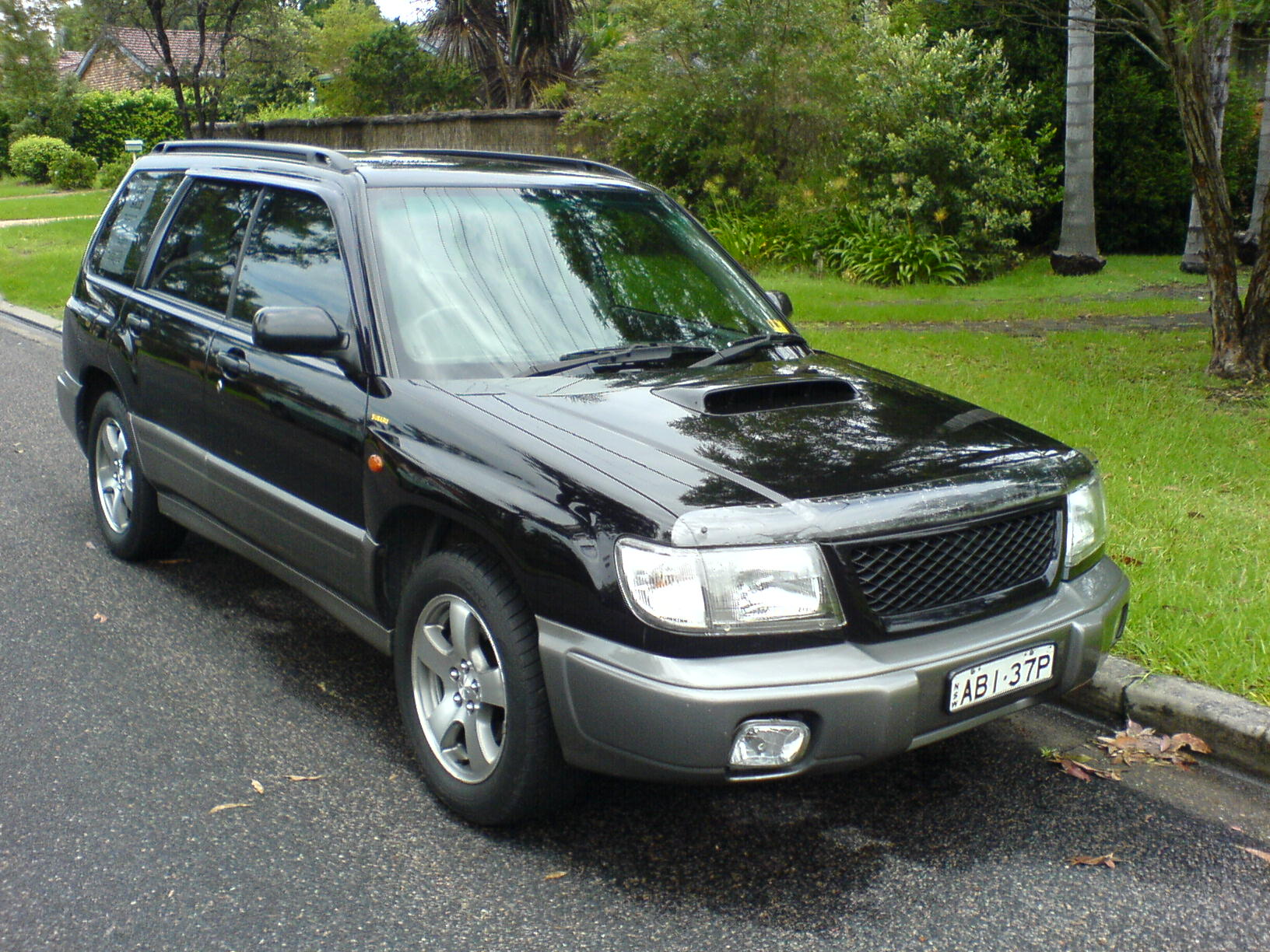 1998 Subaru Forester Photos, Informations, Articles ...